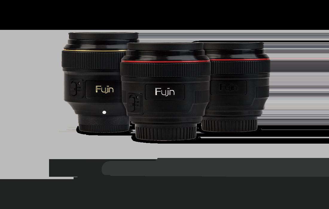 Fujinのモデルを比較する